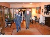 Oslava 93. narozenin brig. gen. v.v. Emila Bočka (pilot RAF) - popřát přišel i předseda Poslanecké sněmovny Jan Hamáček a další významní hosté