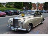 Svatební vůz nevěsty