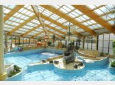 Aquapark Čestlice – ok. 300 m od hotelu