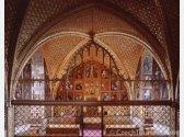 Karlštejn - Kaplica św. Krzyża