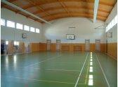 Szkoła Podstawowa Průhonice – sala gimnastyczna