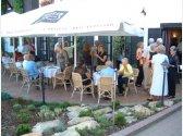 Impreza firmowa – restauracja i ogródek letni