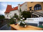 Pruhonice - Castle Courtyard
