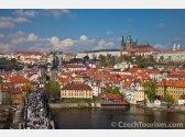Прага - исторический жемчужина Европы