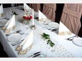 Świąteczny / ślubne stół