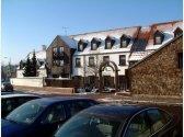 Parkhotel Průhonice - zima