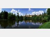 Zamek Průhonice i park (UNESCO)